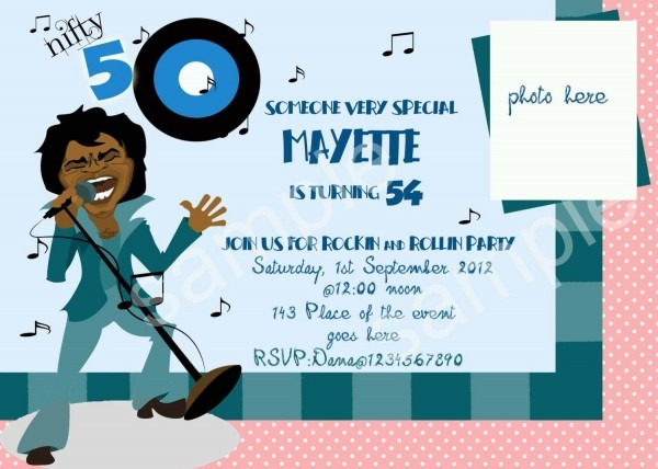 Pin By Angel Rosez On Birthday Invitation For Kids