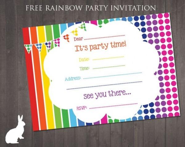 Free Bday Invites