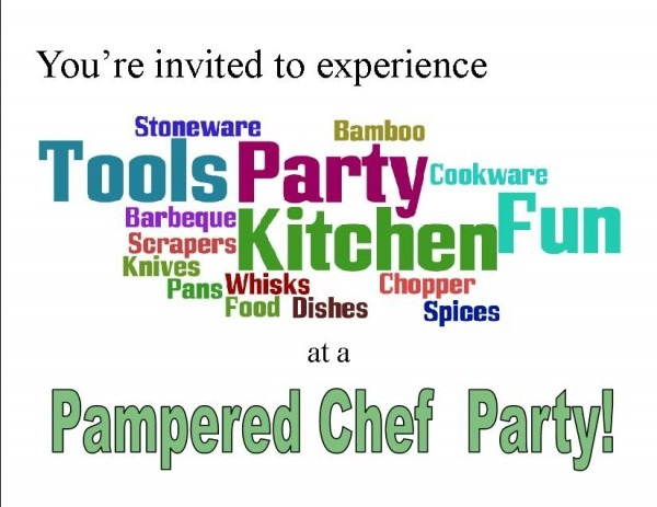 Pampered Chef Clipart