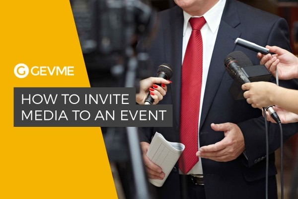 How To Invite Media To An Event