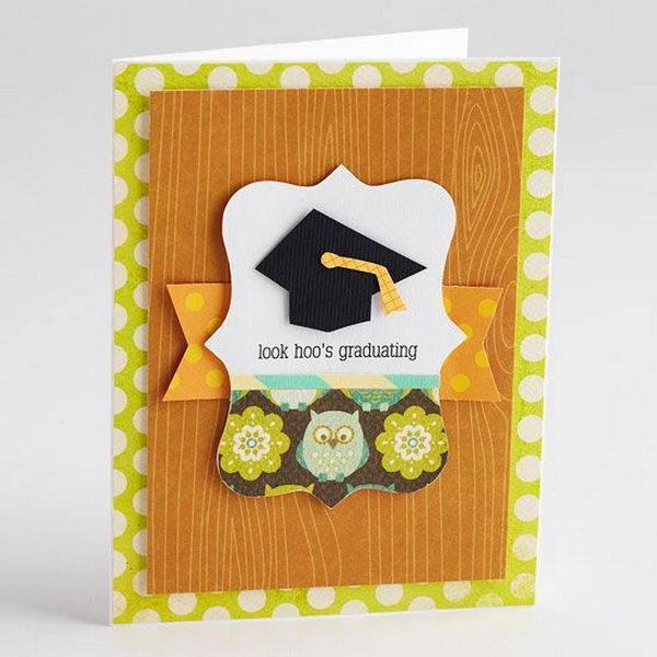 Homemade Graduation Invitations