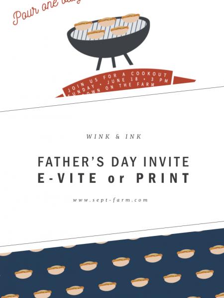 A Father's Day E