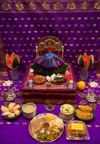 Chaitra Haldi Kumkum Celebration & Delicacies
