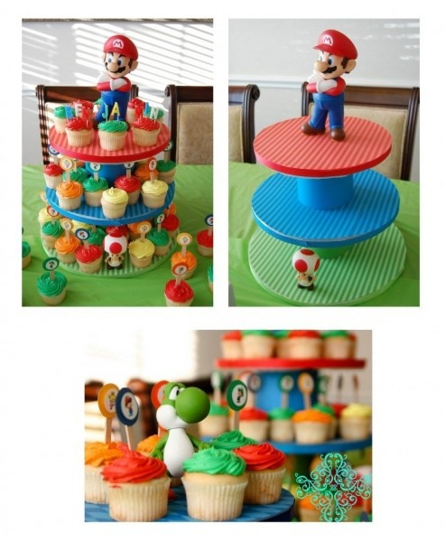 A Great Theme For A Boys Birthday Party Theme (nintendo Ds   Wii