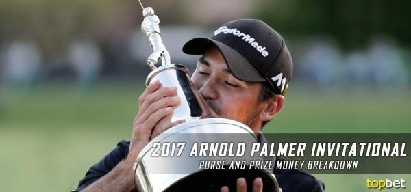 2017 Arnold Palmer Invitational Purse & Prize Money Breakdown