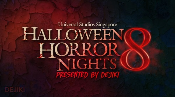 Halloween Horror Nights 8 Revealed