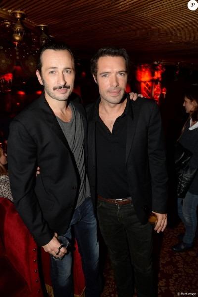Michaël Cohen Et Nicolas Bedos