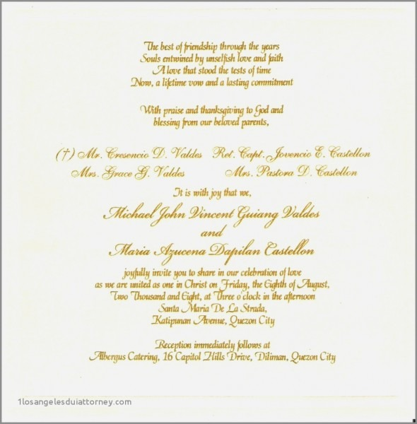 30 Beautiful Wedding Invitation Wording Second Marriages Samples