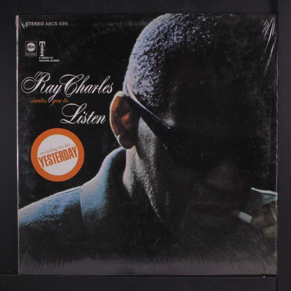 Invites You To Listen De Ray Charles, 33 1 3 Rpm Con Recordsbymail