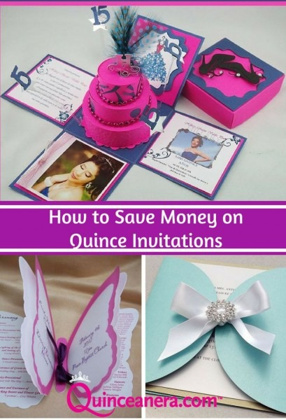 How To Save Money On Quince Invitations