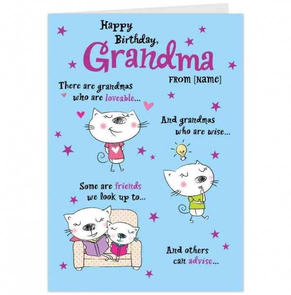 Full Size Of Colors Birthday Cards For A Grandfather With Funny