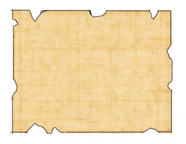 Treasure Map Template