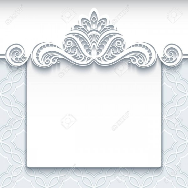 Elegant Background In Neutral Color, Save The Date Card Or Wedding
