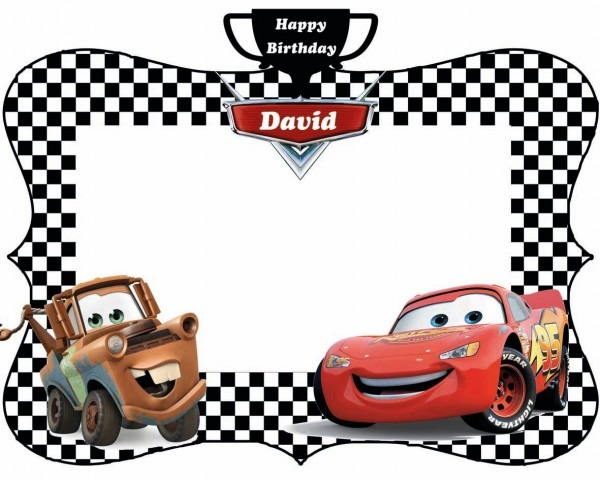 Are Your Little Boy A Big Fan Of Disney Cars Movie  If The Answer