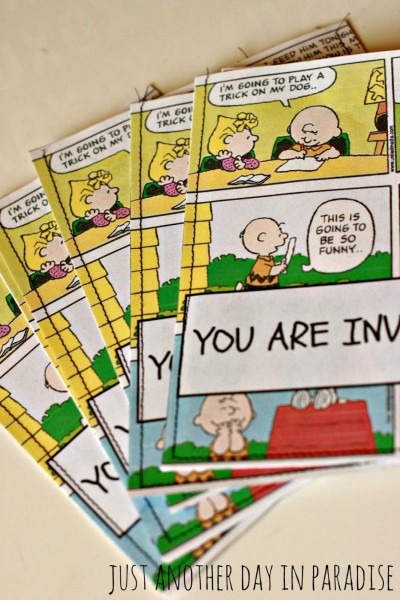Pin By Caren @ Collectpeanuts Com On It's A Party, Charlie Brown