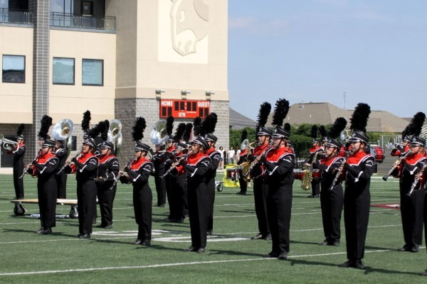 Skiatook's Marching Band Wins Several Awards At The Owasso
