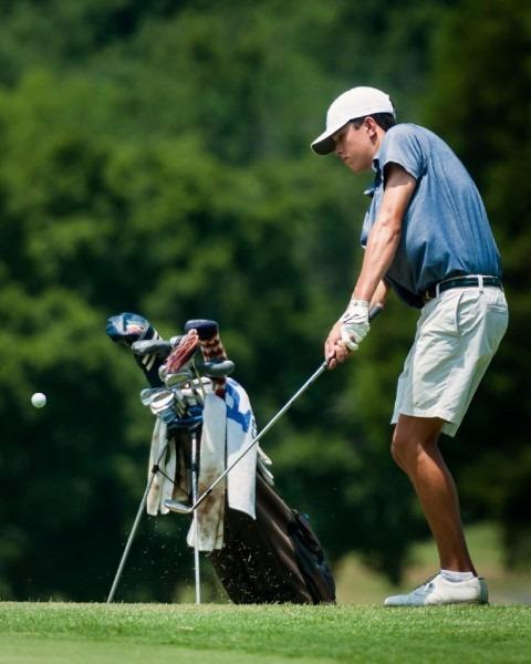 Rob Salisbury Rolls To Forsyth Junior Golf Title
