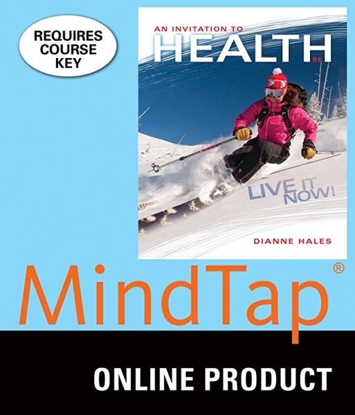 Amazon Com  Mindtap Health For Hales' An Invitation To Health