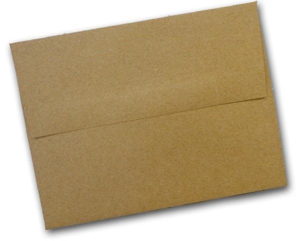 Amazon Com   Brown Bag Kraft A1 Rsvp Envelopes