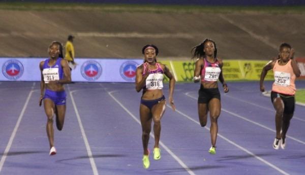 Photos  Jamaica Secure Six Victories At Jii Meet In Kingston