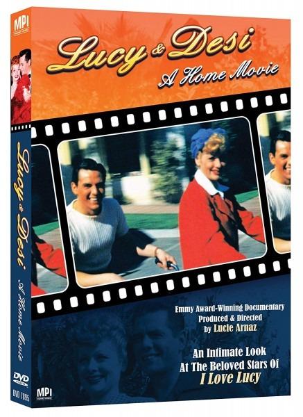 Amazon Com  Lucy And Desi  A Home Movie  Desi Arnaz, Lucie Arnaz