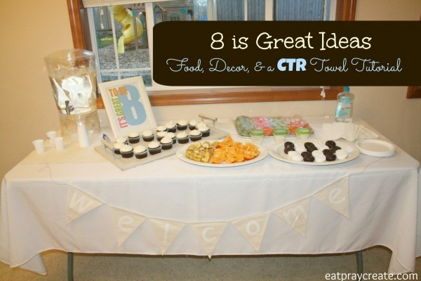8 Is Great Baptism Preview Ideas