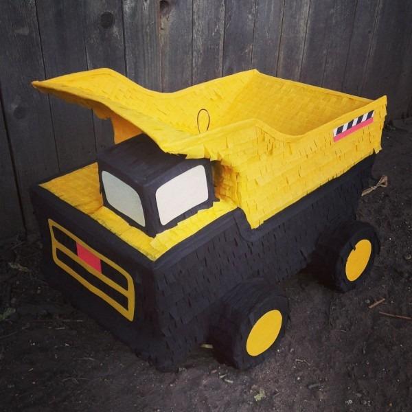 Dump Truck Pinata!