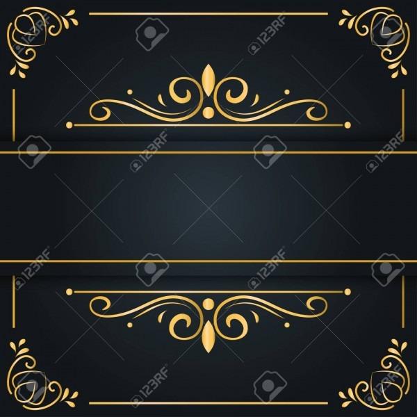 Abstract Luxury Background , Ornament Elegant Invitation Wedding