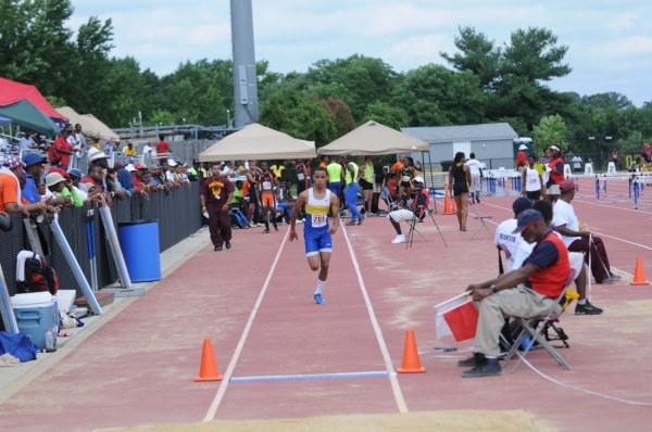 Usatfjo Stedman Is The 3rd Leg 4x100  Early Years Of Running