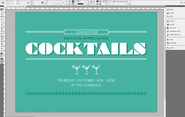 Tutorial  Invitation Design Inspirations » Saxoprint Blog Uk