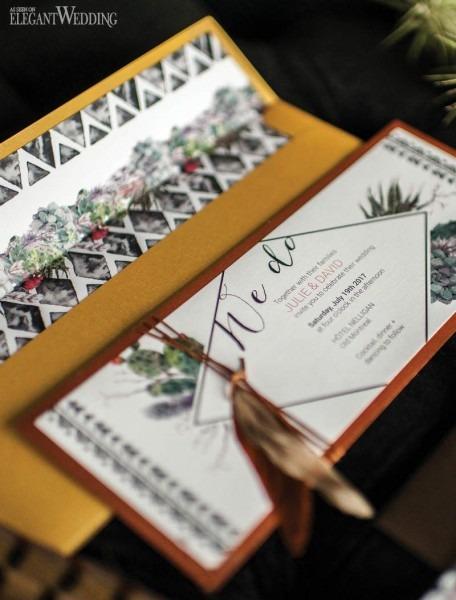 Desert Boho Wedding Theme