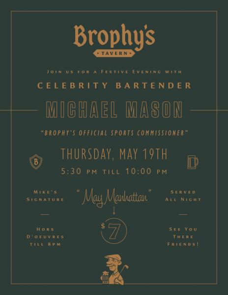 Brophys Invite Stuff