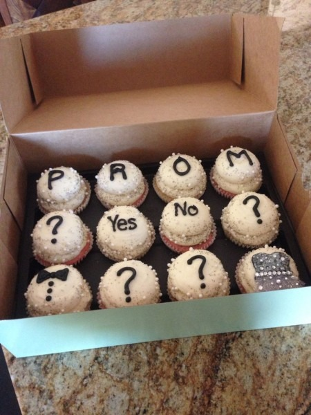 Gigi's Cupcakes Have To Be One Of The Best Ways To Ask Someone To