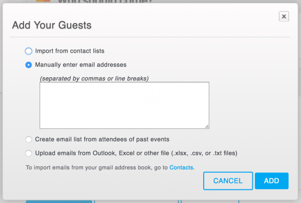 How To Create And Send Email Invitations For Your Event