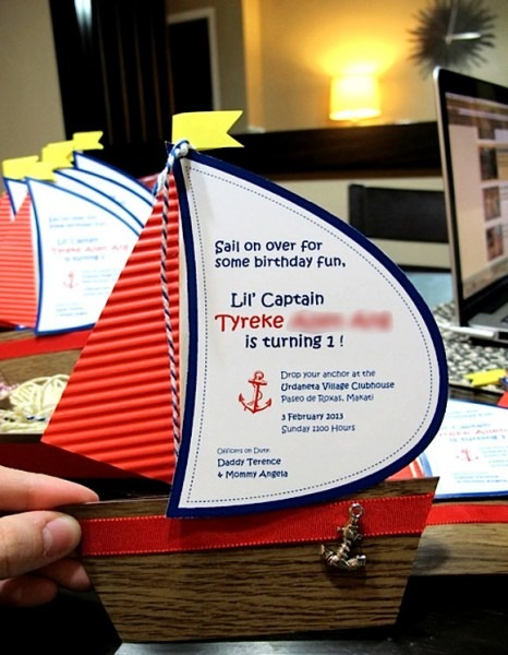 Nautical Party Invitations Bi Epic Sailboat Invitations Birthday