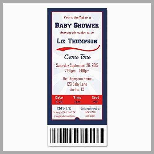 Amazon Baby Shower Invitations Prettier Baby Shower Invitation