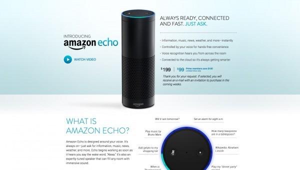 Amazon Echo – 37prime News