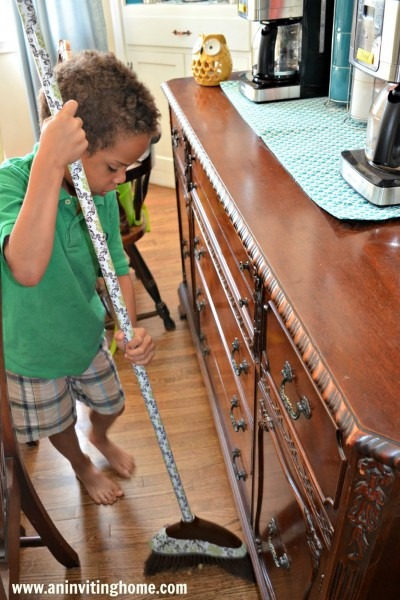 An Inviting Home Four Easy Steps To Teach Your Kids