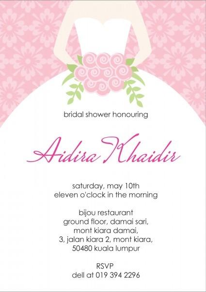 Sleek Addressing Wedding Shower Invitations Bbq Wedding Shower
