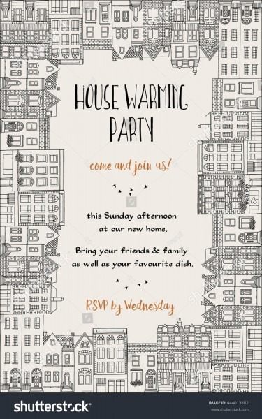 Apartment Warming Party Invitation Wording House Warming Party