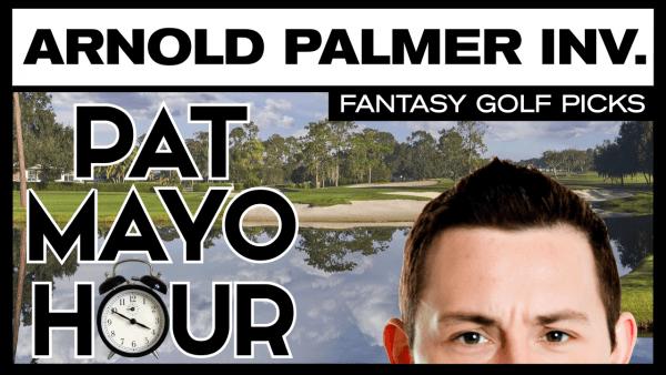 2017 Arnold Palmer Invitational Picks