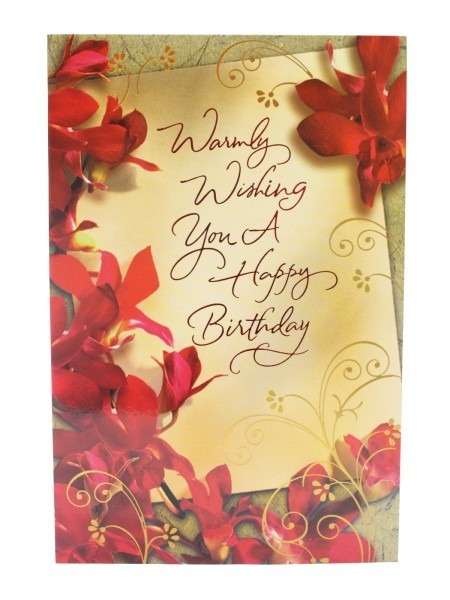 Archies Birthday Greeting Card