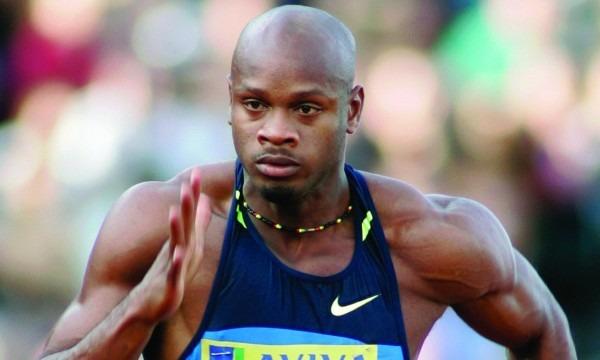 Asafa Powell Runs 9 84 100m At Jamaica International Invitational