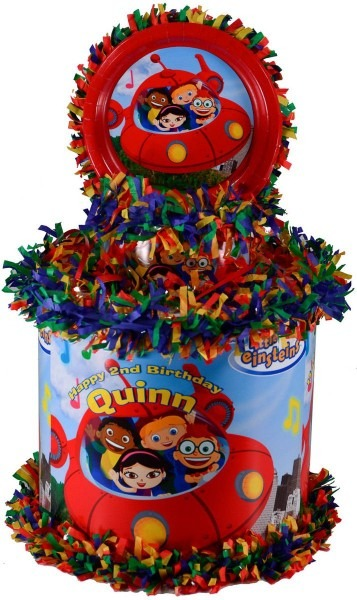 Little Einsteins Personalized Pinata