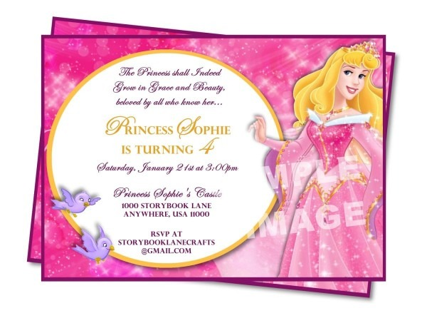 7th Birthday Invitation Message