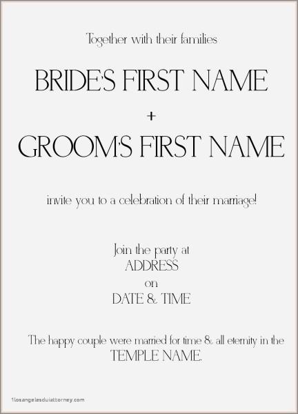 20+ Wedding Invitation Ettiquette