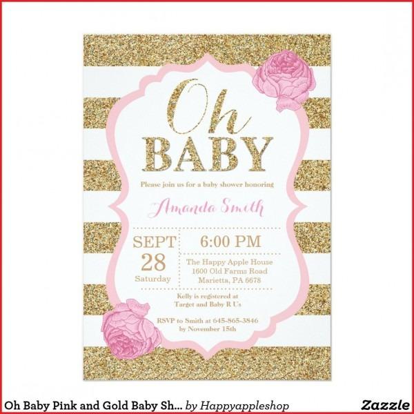 Beautiful Baby Girl Baby Shower Invitations Stock Of Shower Ideas
