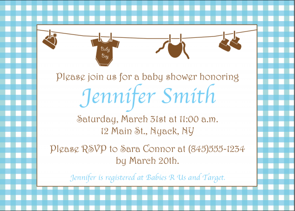 Baby Shower Invite Template Word Microsoft Twin Invitation Wording