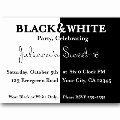 Bachelorette Party Invitation Template Free Awesome Free Black And