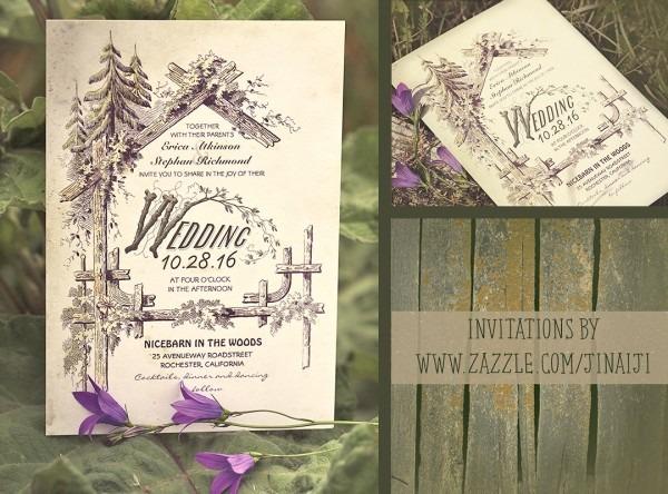 Rustic Barn Wedding Invitations – Need Wedding Idea